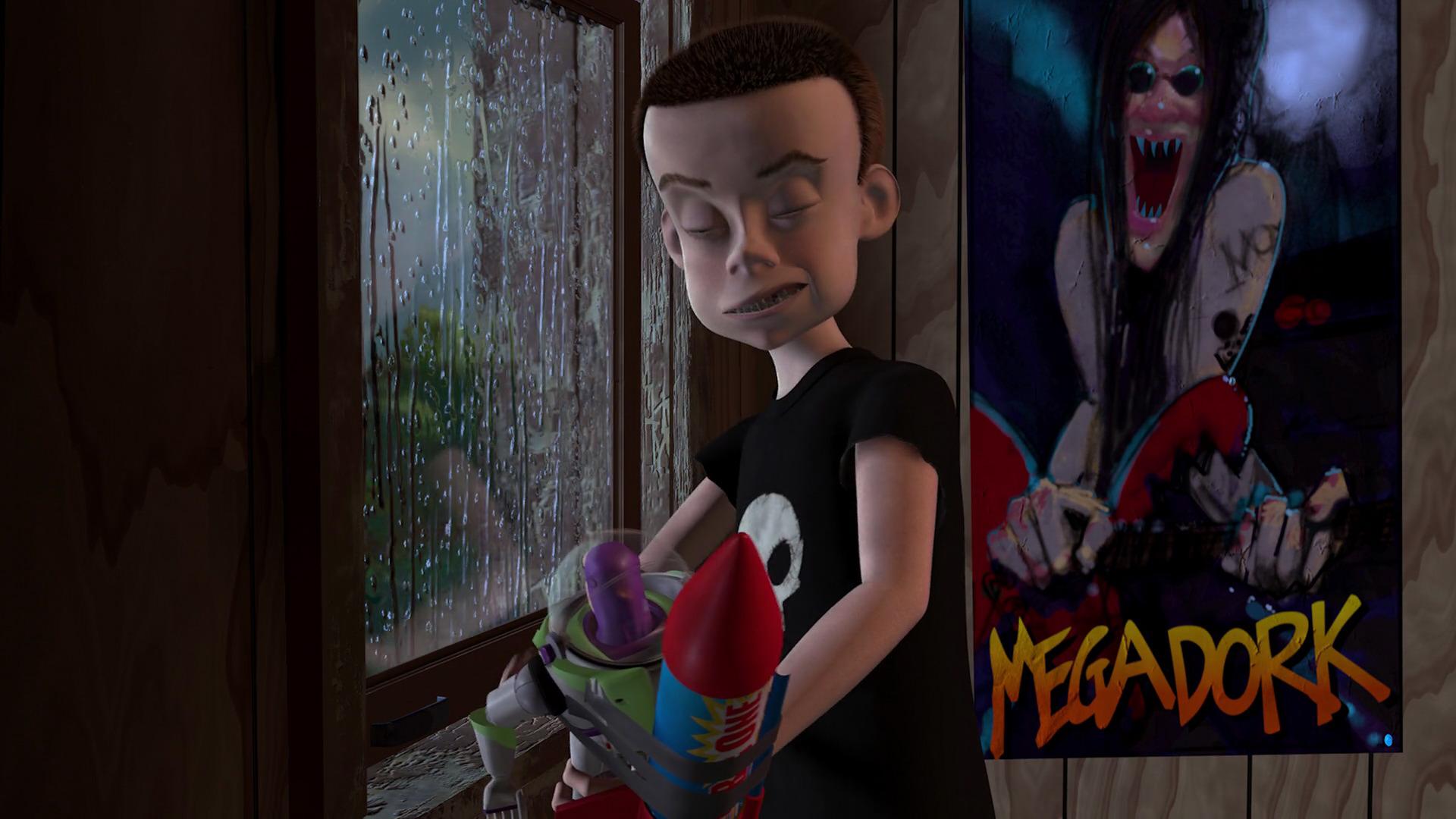 Nino Malo De Toy Story Participo En La Pelicula Coco Foto Wapa Pe