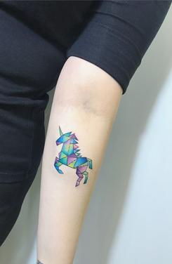 Tattoo geométrico