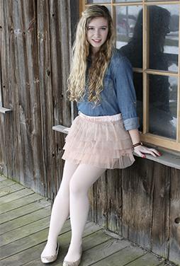Panties pastel