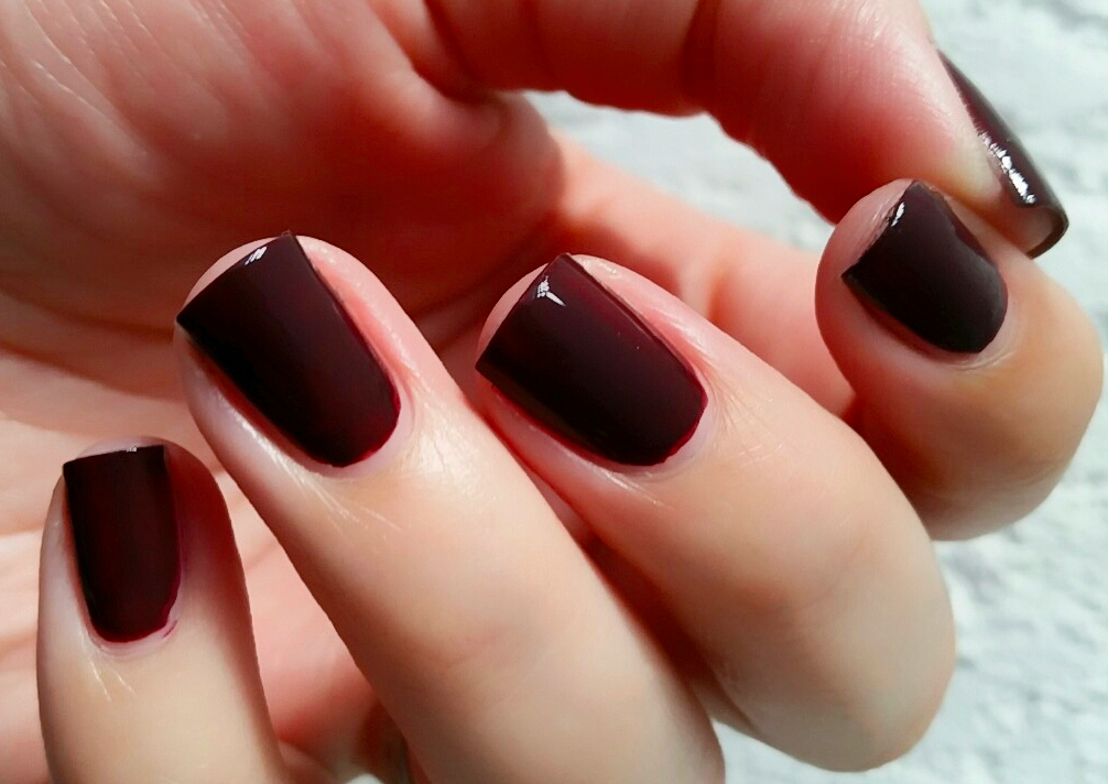 Siete Colores De Esmalte Para Usar En Invierno Manicure