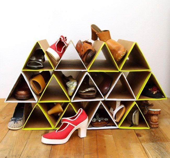 Stand de zapatos