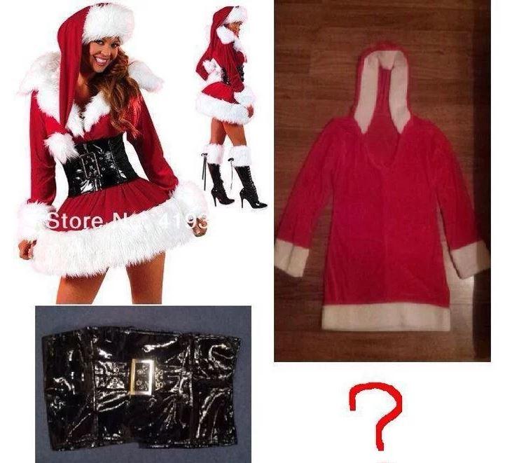 Vestido de navidad