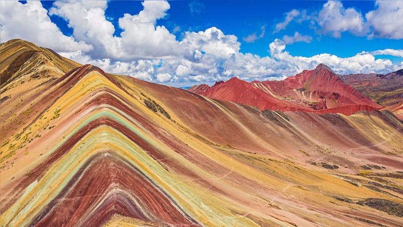 Montaña siete colores