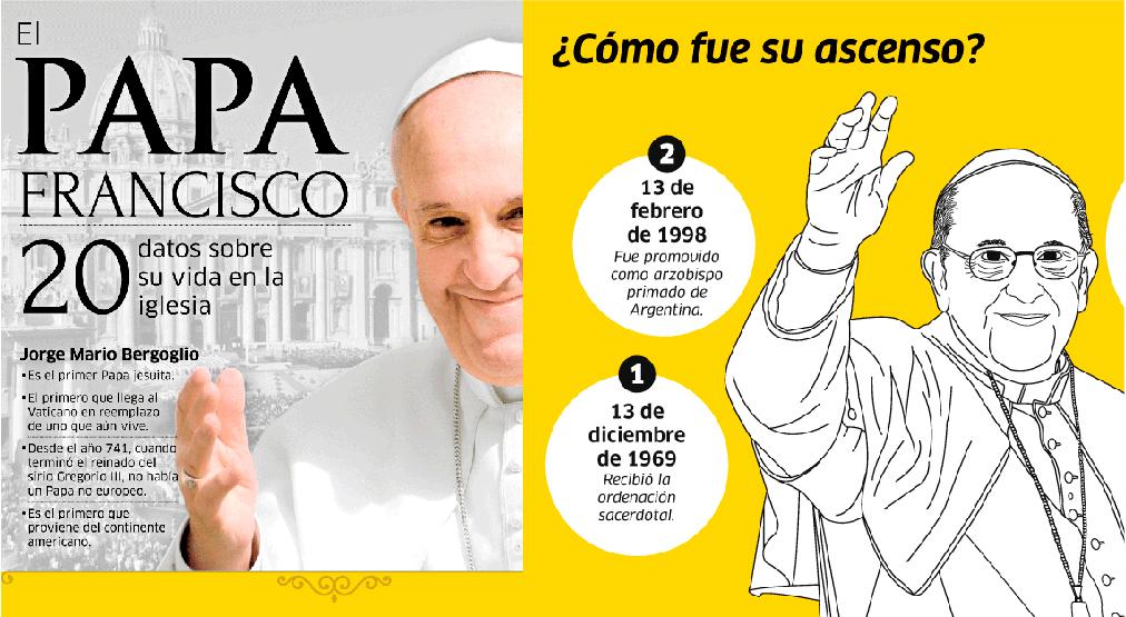 Los cambios en el Metropolitano por la visita del papa Francisco