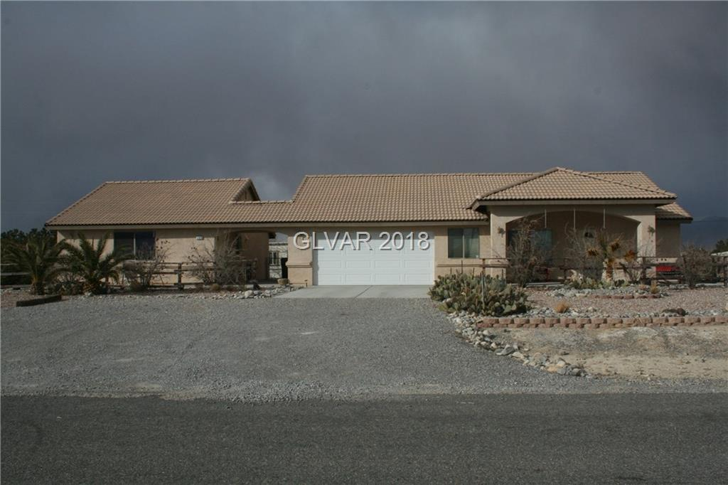260 East Chevron St Pahrump NV 89048