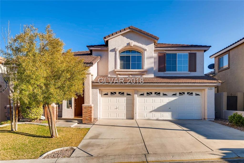 2312 Stone Glen Lane Las Vegas NV 89134