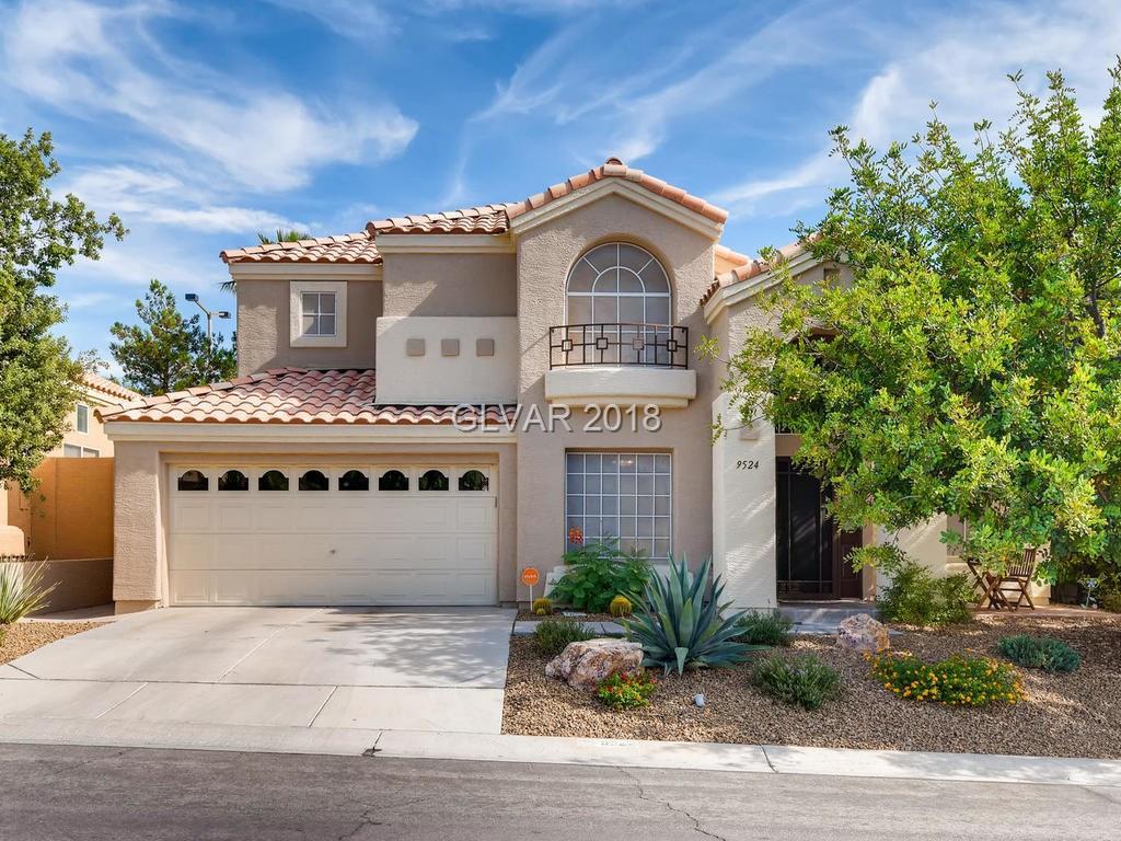 9524 Calico Garden Avenue Las Vegas NV 89134