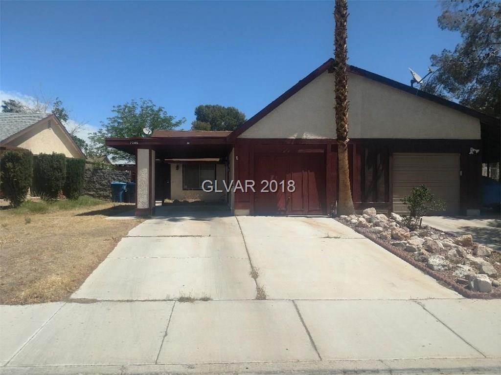 7246 Vireo Drive Las Vegas NV 89147