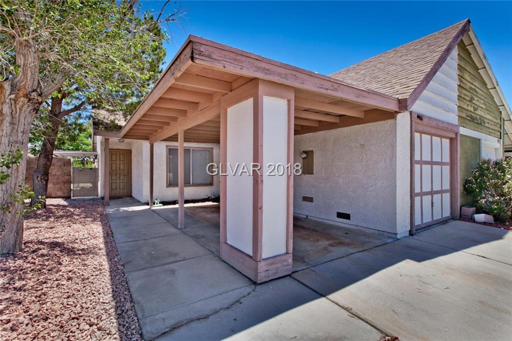 4466 Pineaire Street Las Vegas NV 89147