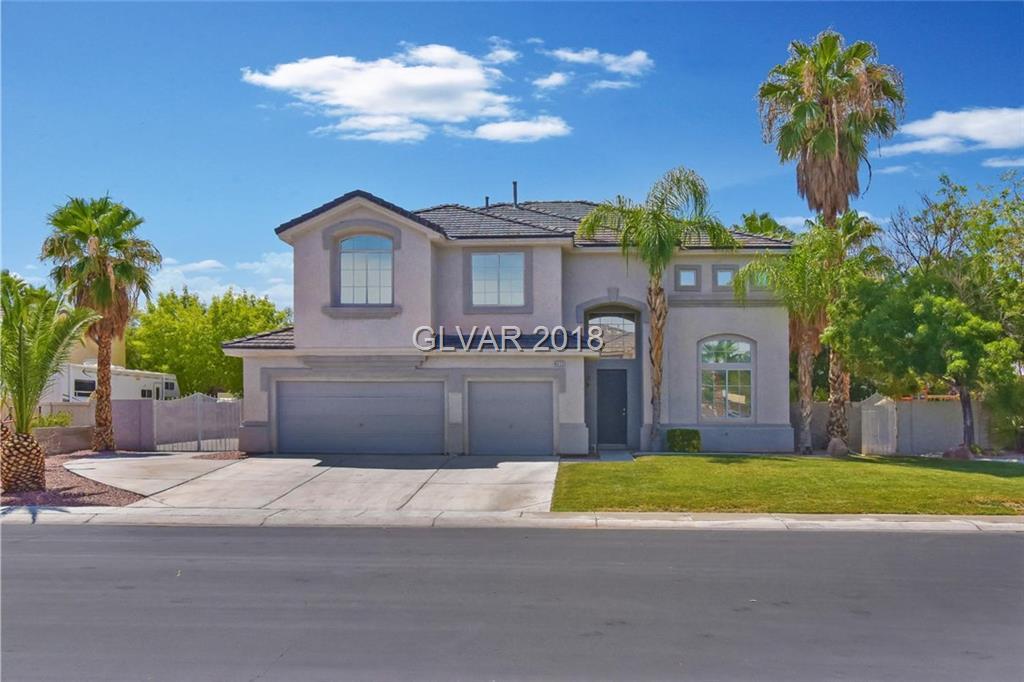 6009 Lonesome Cactus St Las Vegas NV 89130
