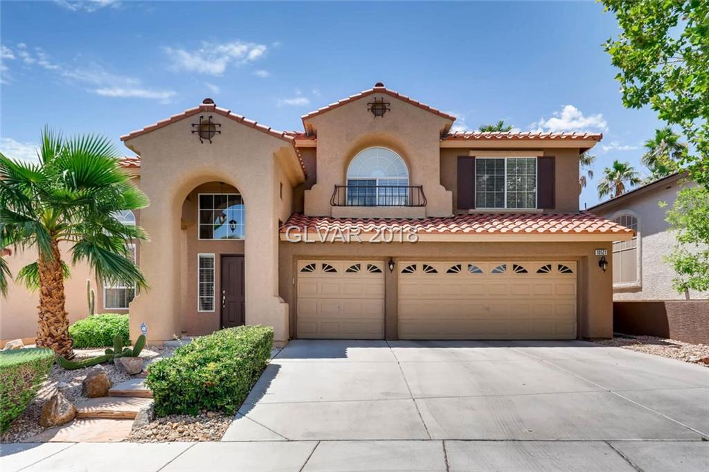 10121 Hill Country Avenue Las Vegas NV 89134