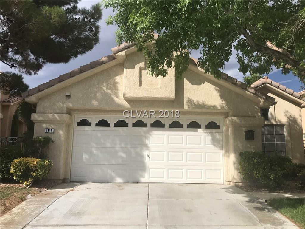 9140 Eagle Ridge Drive Las Vegas NV 89134