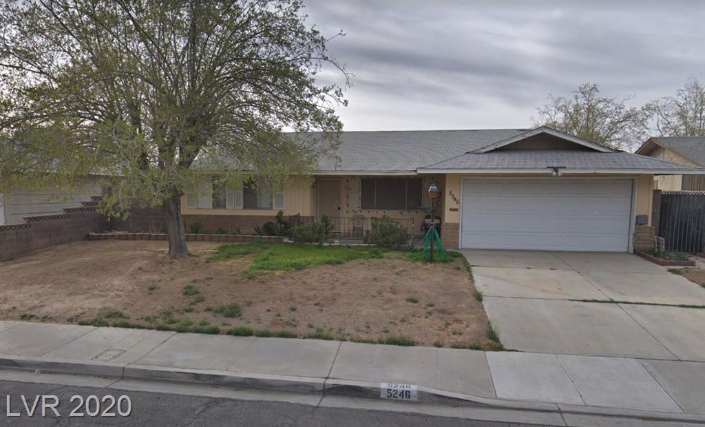 5246 Renault Ave Las Vegas NV 89142