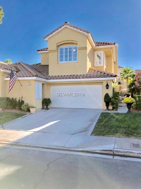 9209 Sunnyfield Drive Las Vegas NV 89134