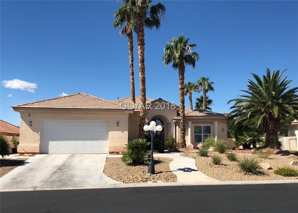 5439 Castle Vista Ct Las Vegas NV 89118