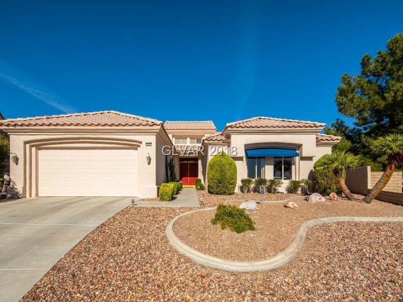 2841 Spalding Drive Las Vegas NV 89134