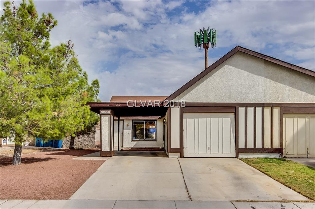 4838 Treetrunk Avenue Las Vegas NV 89147