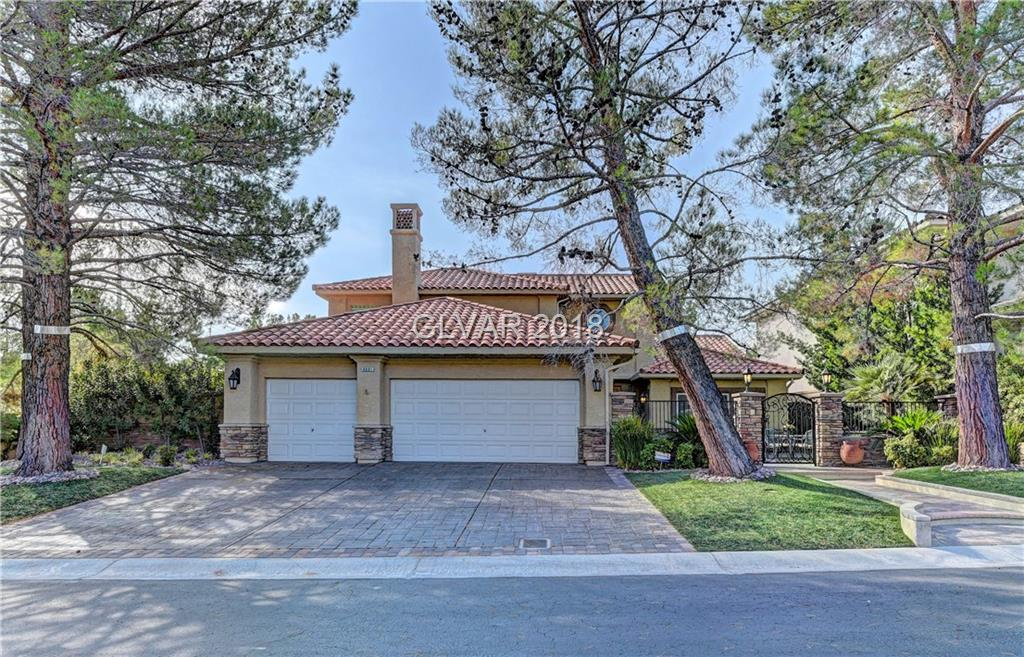 Canyon Gate - 8601 Kiel Ridge Cir