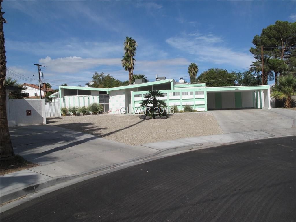 1710 Commanche Cir Las Vegas NV 89169