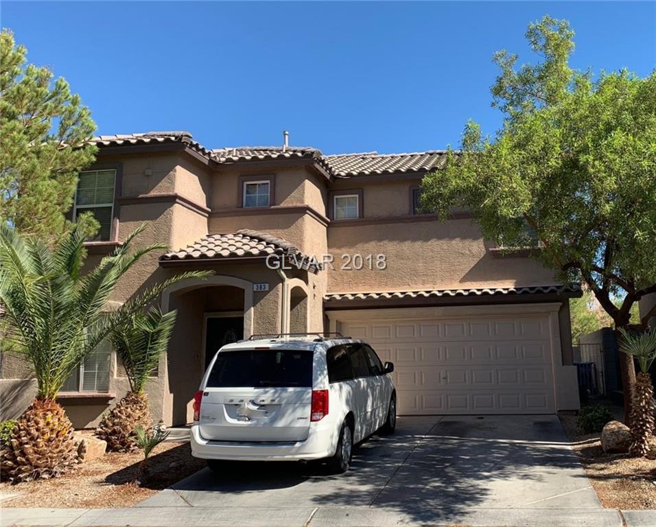 383 Marble Hills Avenue Las Vegas NV 89183