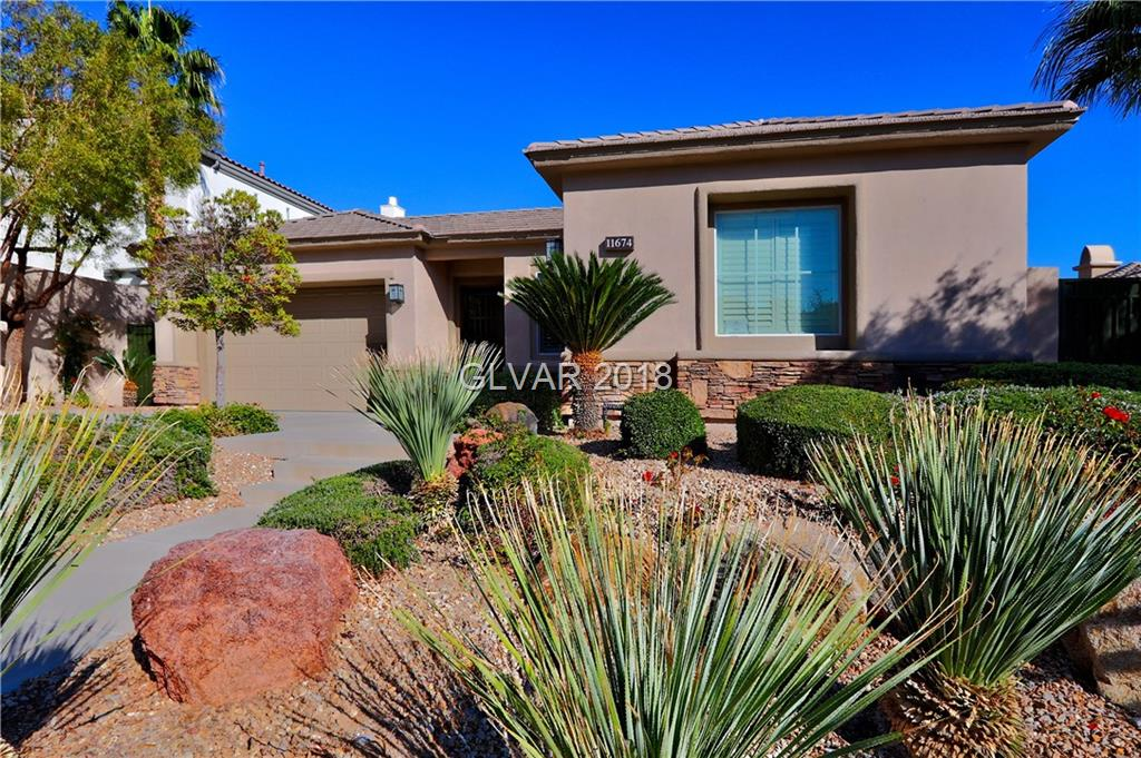 Red Rock Country Club - 11674 Glowing Sunset Ln