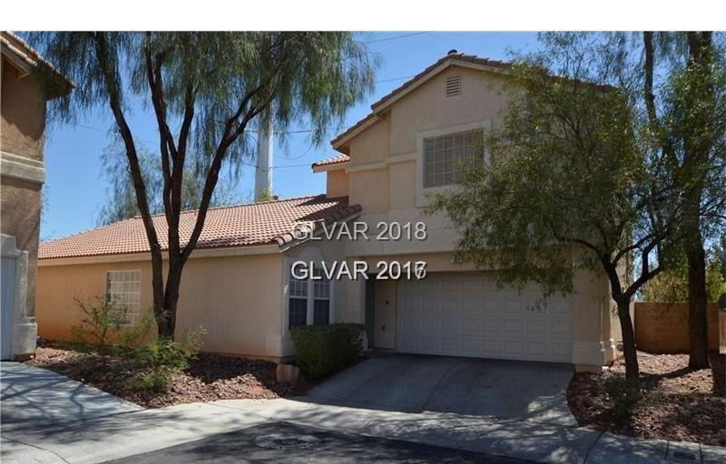 7518 Luna Del Rey Street Las Vegas NV 89123