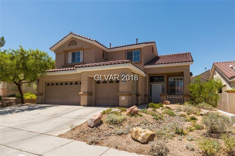 1917 Sierra Oaks Lane Las Vegas NV 89134