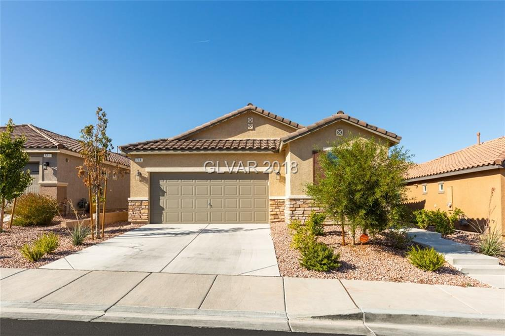719 Gorringe Ridge Court Henderson NV 89002