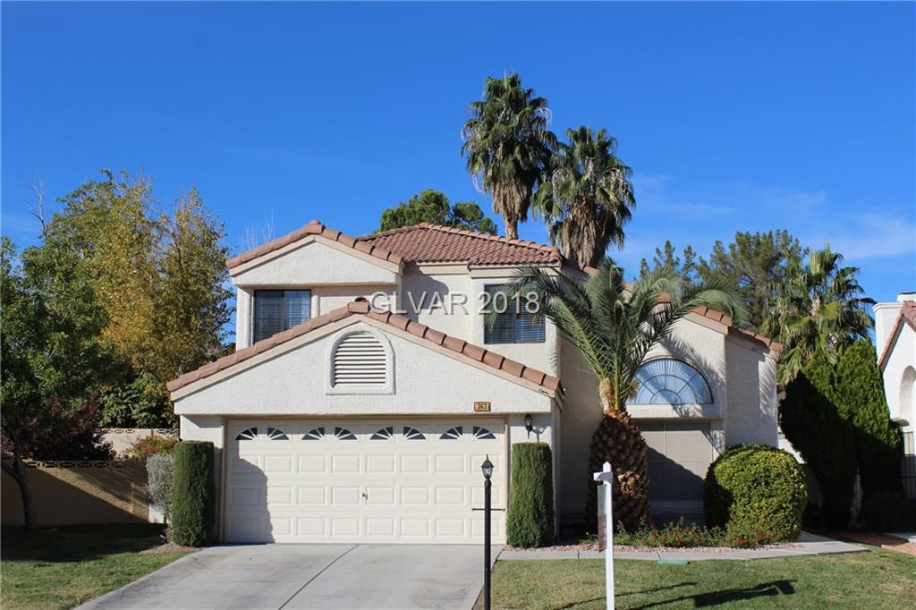 363 Peach Tree Drive Henderson NV 89014