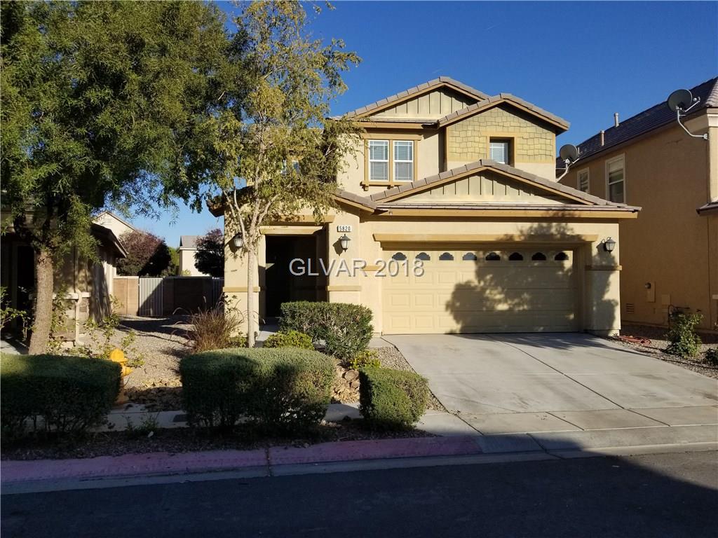 5820 Sierra Cliff Street North Las Vegas NV 89031