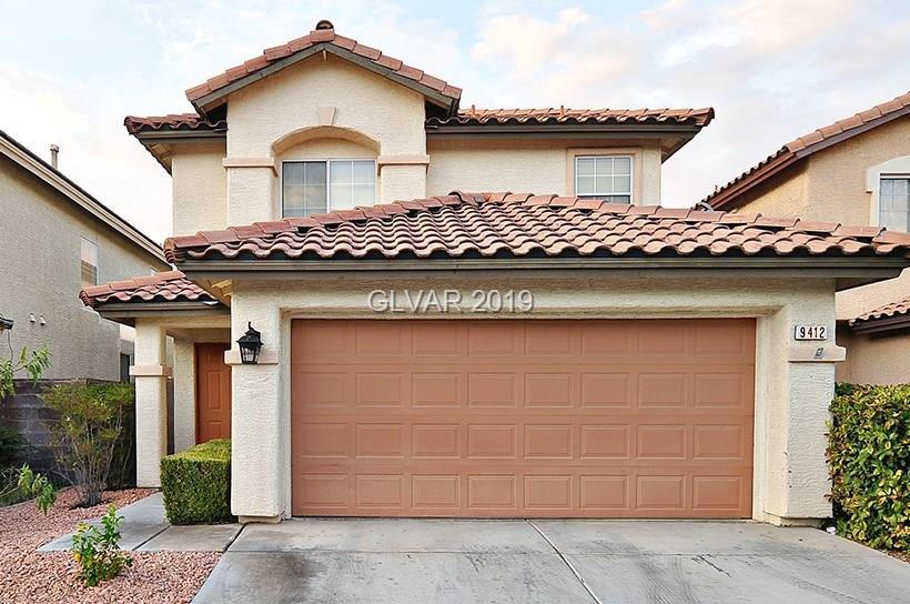9412 Canalino Drive Las Vegas NV 89134