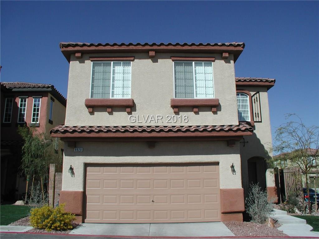 8920 Topaz Springs Court - Las Vegas NV 89149