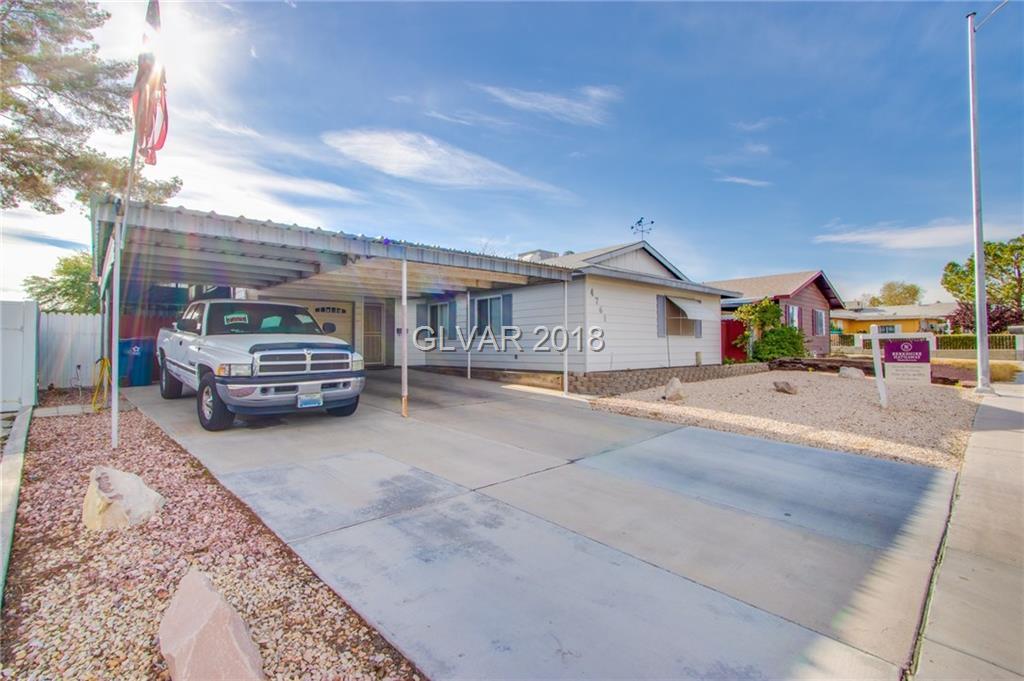 4761 Bennett Dr Las Vegas NV 89121