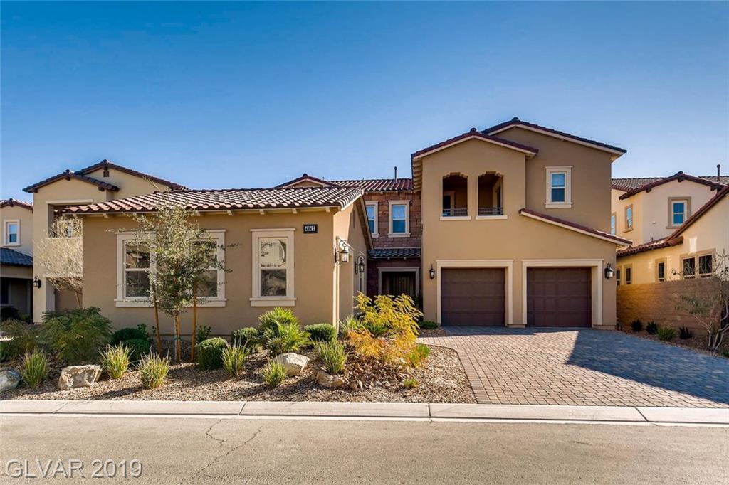 4047 Villa Rafael Drive Las Vegas NV 89141