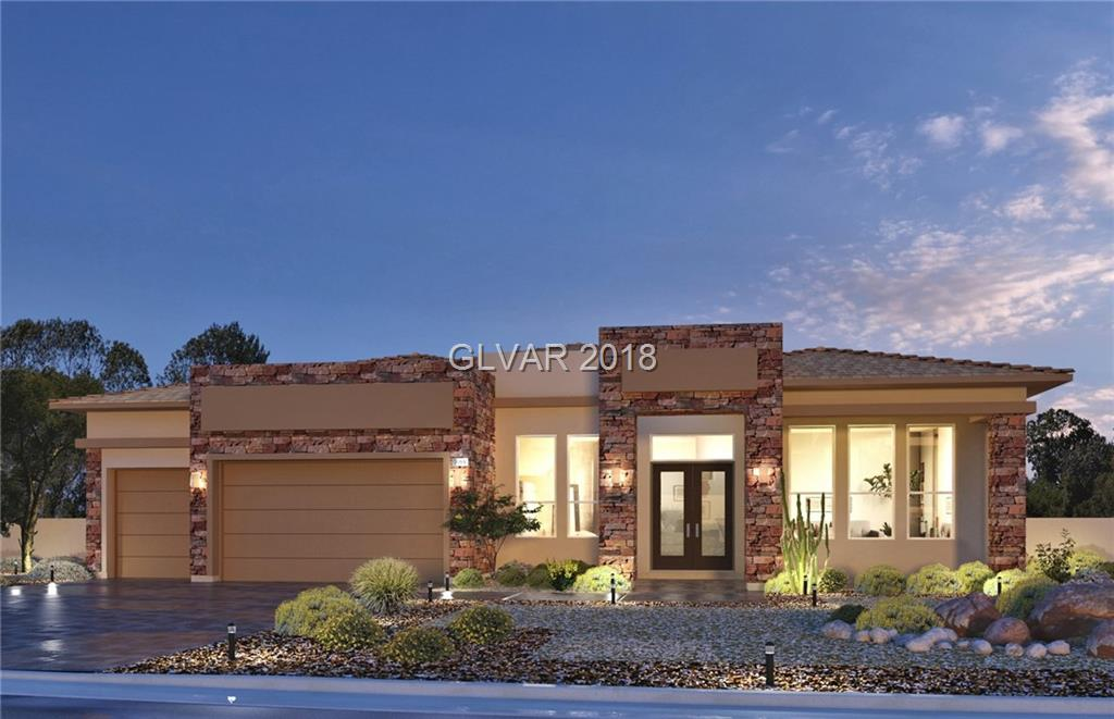 7726 Tioga Ridge Court Lot 3 Las Vegas NV 89117