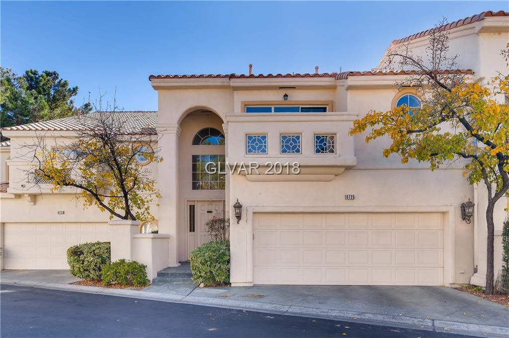 8725 Carlitas Joy Ct Las Vegas NV 89117