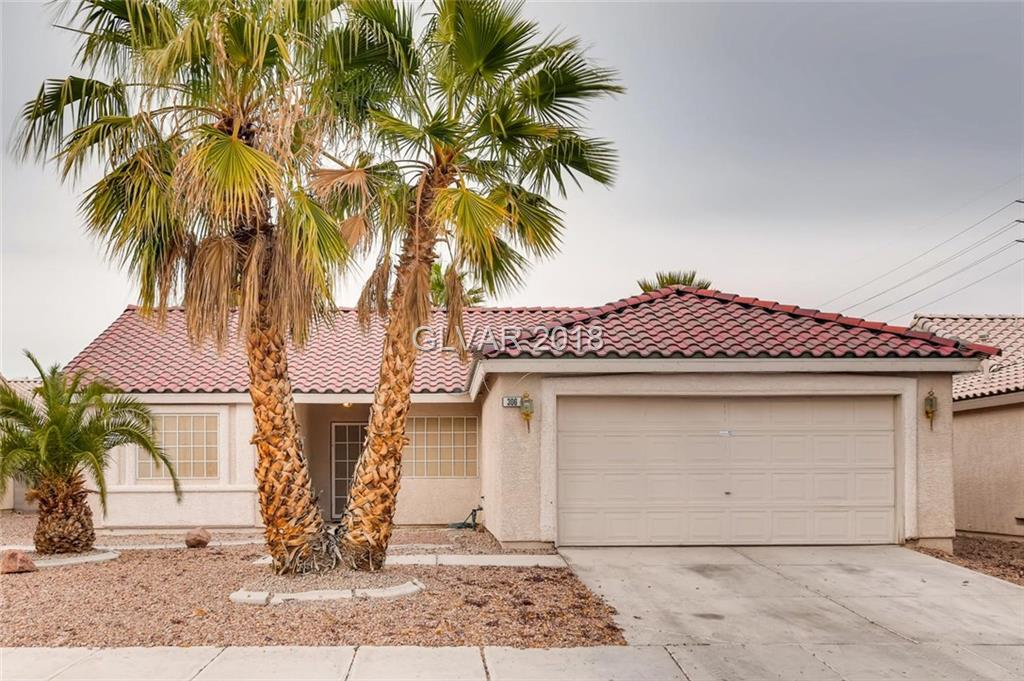 306 Azure Avenue North Las Vegas NV 89031