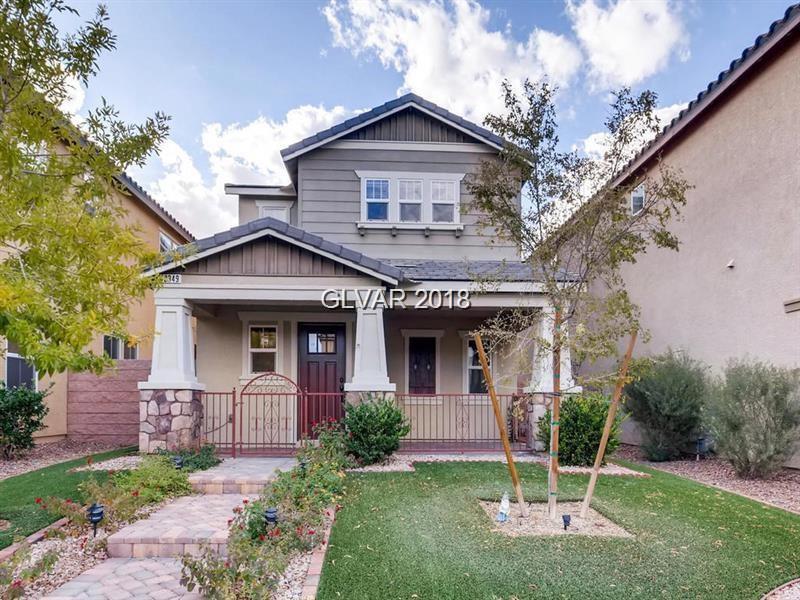 2349 Corte Pescado Street Henderson NV 89044