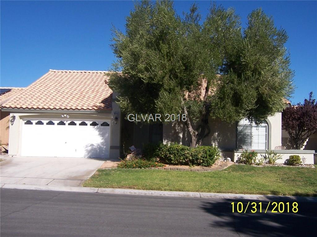 8846 Fort Crestwood Drive Las Vegas NV 89129