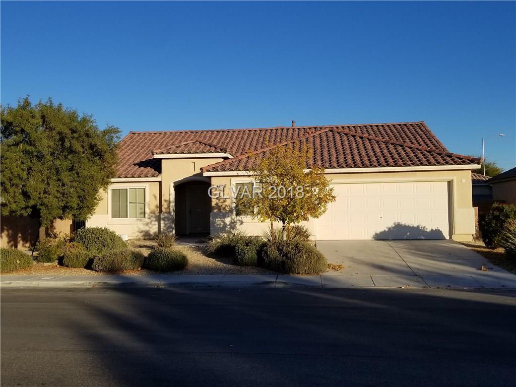 5920 Soaring Bluff Street Las Vegas NV 89031