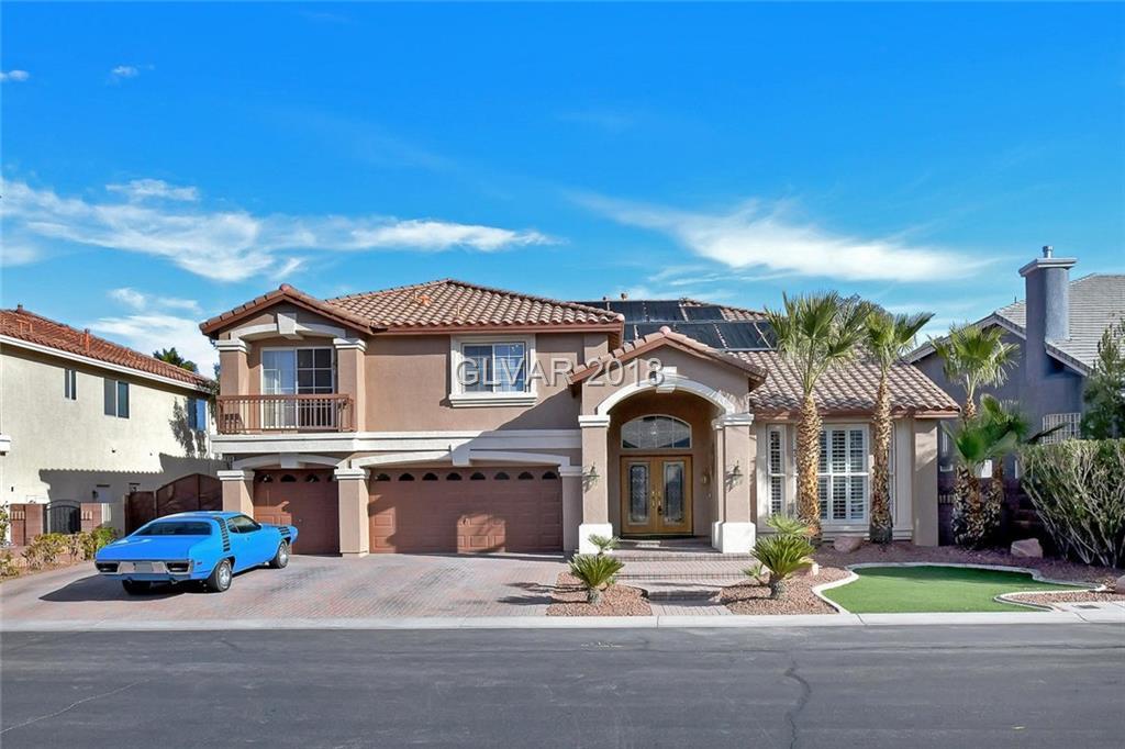 7636 Gossamer Wind St Las Vegas NV 89139