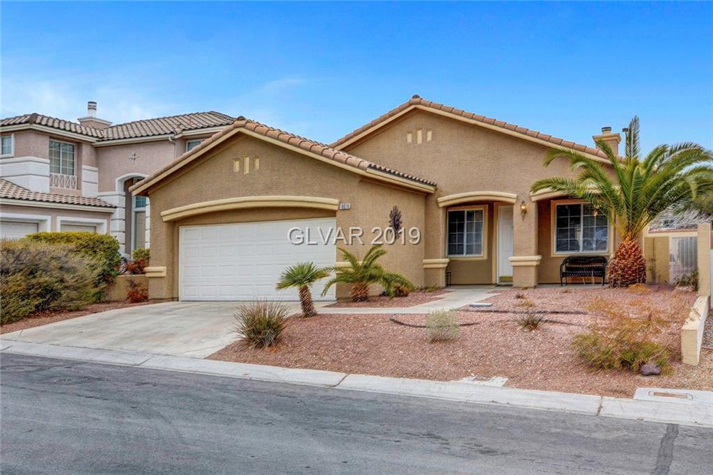 10016 Pinnacle View Place Las Vegas NV 89134