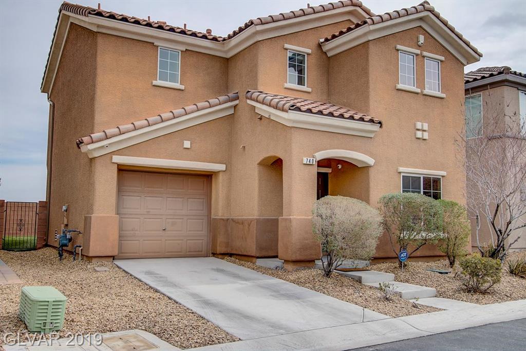 740 Magrath Street Las Vegas NV 89178