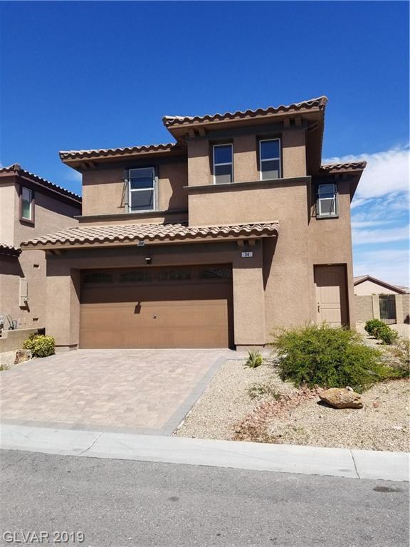 34 Augusta Course Avenue Las Vegas NV 89148