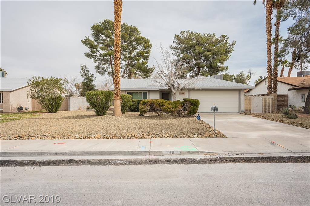 5406 Chestnut Street Las Vegas NV 89119
