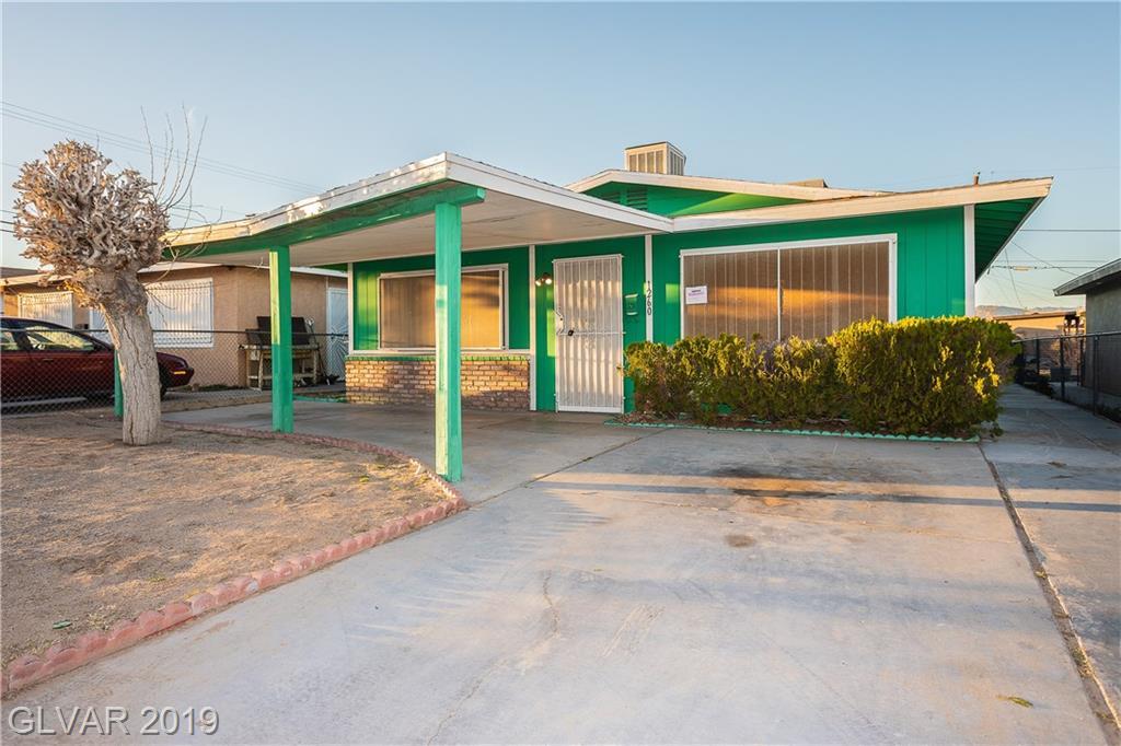 1260 Lawry Avenue Las Vegas NV 89106
