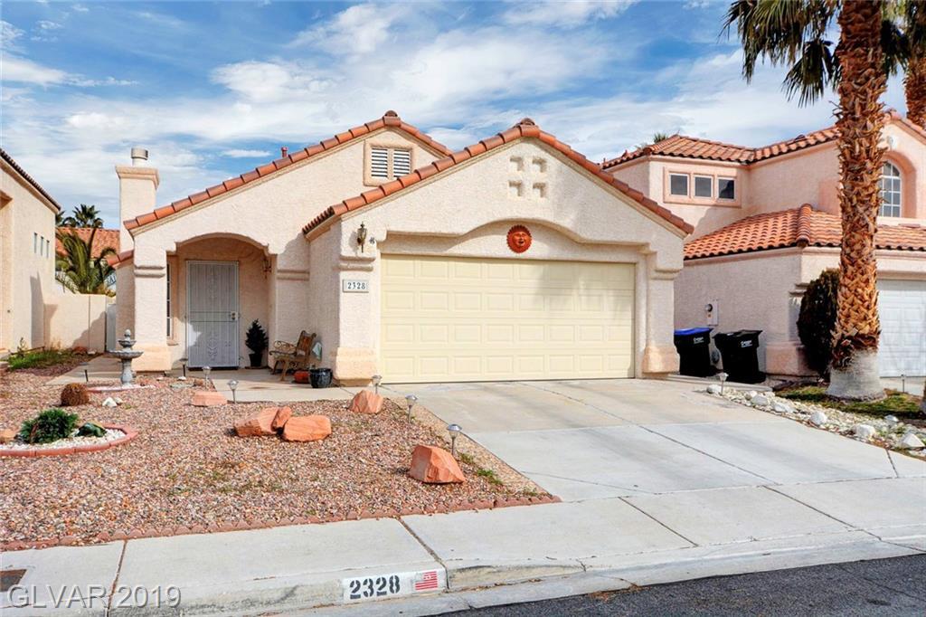 2328 Ozark Way North Las Vegas NV 89031