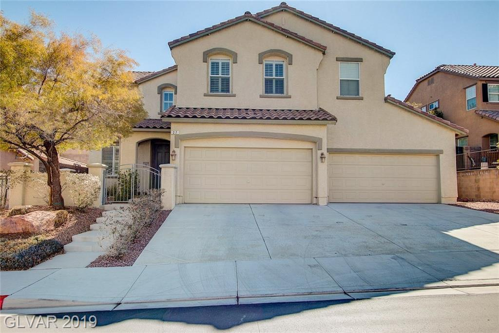 27 Singing Dove Avenue Henderson NV 89002