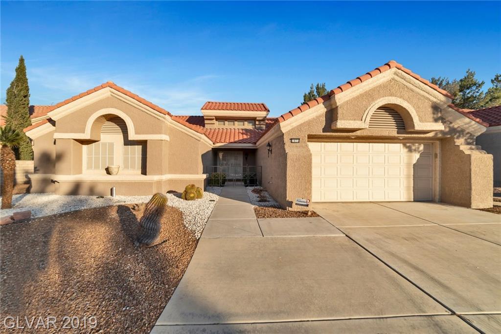 2824 Crown Ridge Drive Las Vegas NV 89134