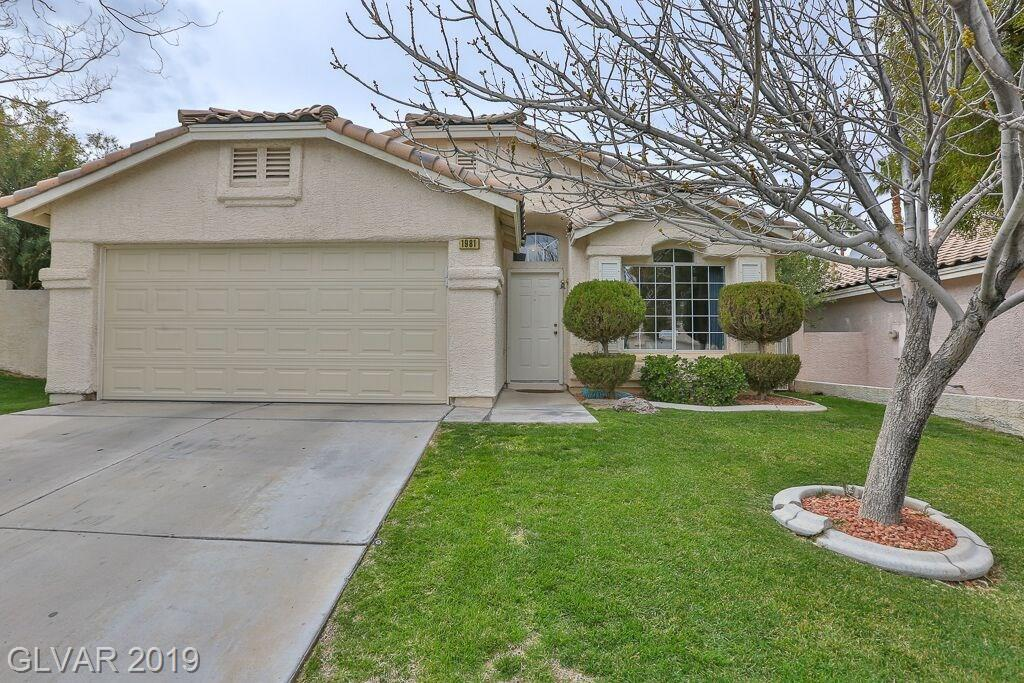 1981 Antelope Hill Ct Henderson NV 89012